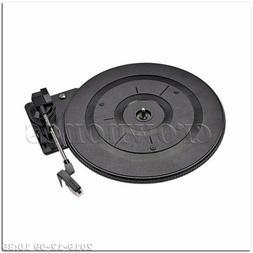 28cm vintage vinyl lp record player turntable