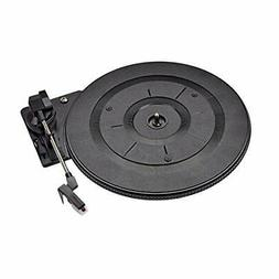 Healifty 28Cm Vintage Vinyl Lp Record Player Turntable For A