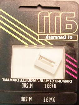 722-D7 RECORD PLAYER STYLUS NEEDLE 698.3 MC-6 replaces Toshi