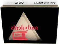 78 RPM NEEDLE STYLUS for CROSLEY NP-1 MOST NOSTALGIA RECORD