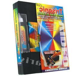 Telstar VHS Video Wet Head Cleaner Tape