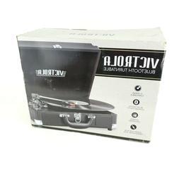 Victrola - Bluetooth Stereo Turntable - Geo Print