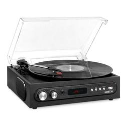 Victrola All-in-1 Bluetooth Record Player with Built in Spea