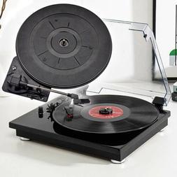 alnicov vintage vinyl lp record player turntable