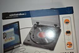 Audio-Technica AT-LP2D USB Turntable / Record Player / Recor