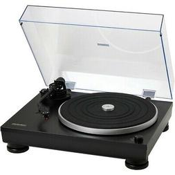 Audio-Technica AT-LP5 Direct-Drive Record Player Black