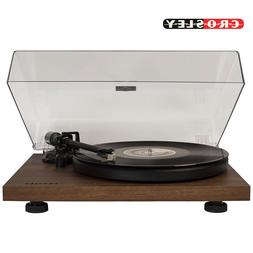 Crosley C6 Belt-Drive Turntable with Built-in Preamp and Adj