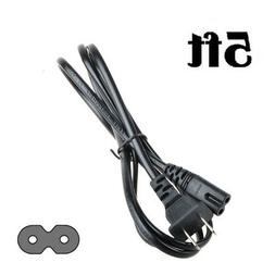 Fite ON AC Power Cord Cable Lead for LG RC797T RC700N DVD Re