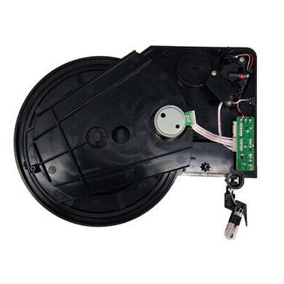 2X(28Cm Automatic Arm Return Record Player Turntable Gramophone V7Z7