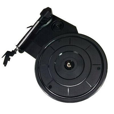 2x 28cm turntable automatic arm return record