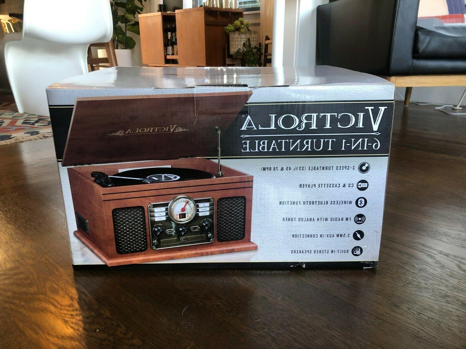 Victrola 6-in-1 Record -