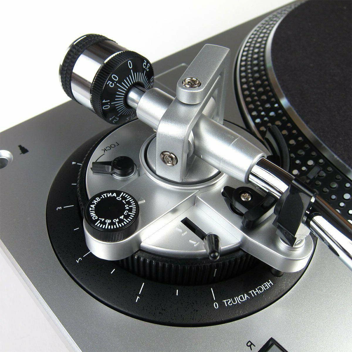 Audio-Technica Pro Stereo Turntable
