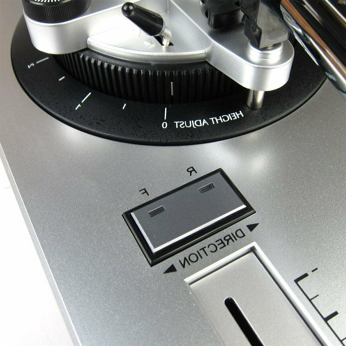 Audio-Technica AT-LP120-USB Pro Stereo USB/Analog