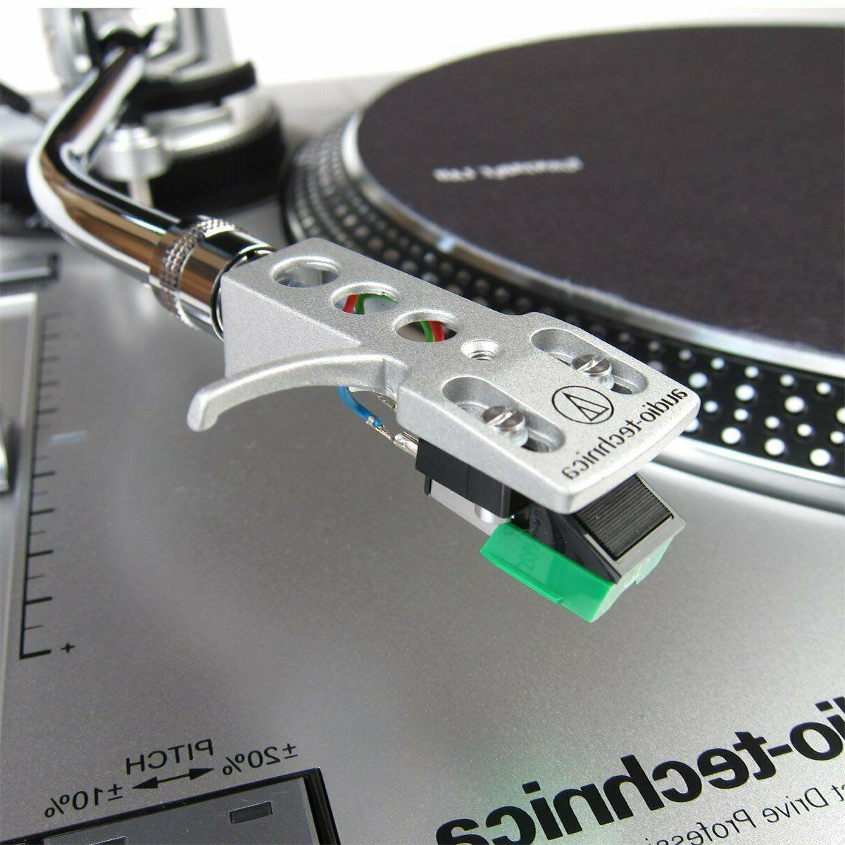 Audio-Technica AT-LP120-USB Pro Stereo Turntable