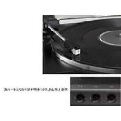audio-technica AT-LP60XBT Record / AT-LP60XBTGBK / Bluetooth Compatible