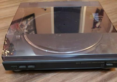 AUDIO TECHNICA AT-PL50 AUTOMATIC TURNTABLE PLAYER dual