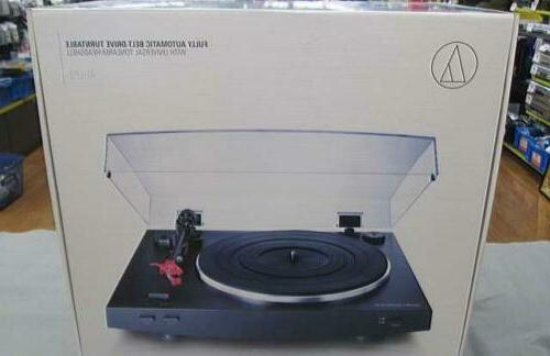 audio technica record player at lp3 belt