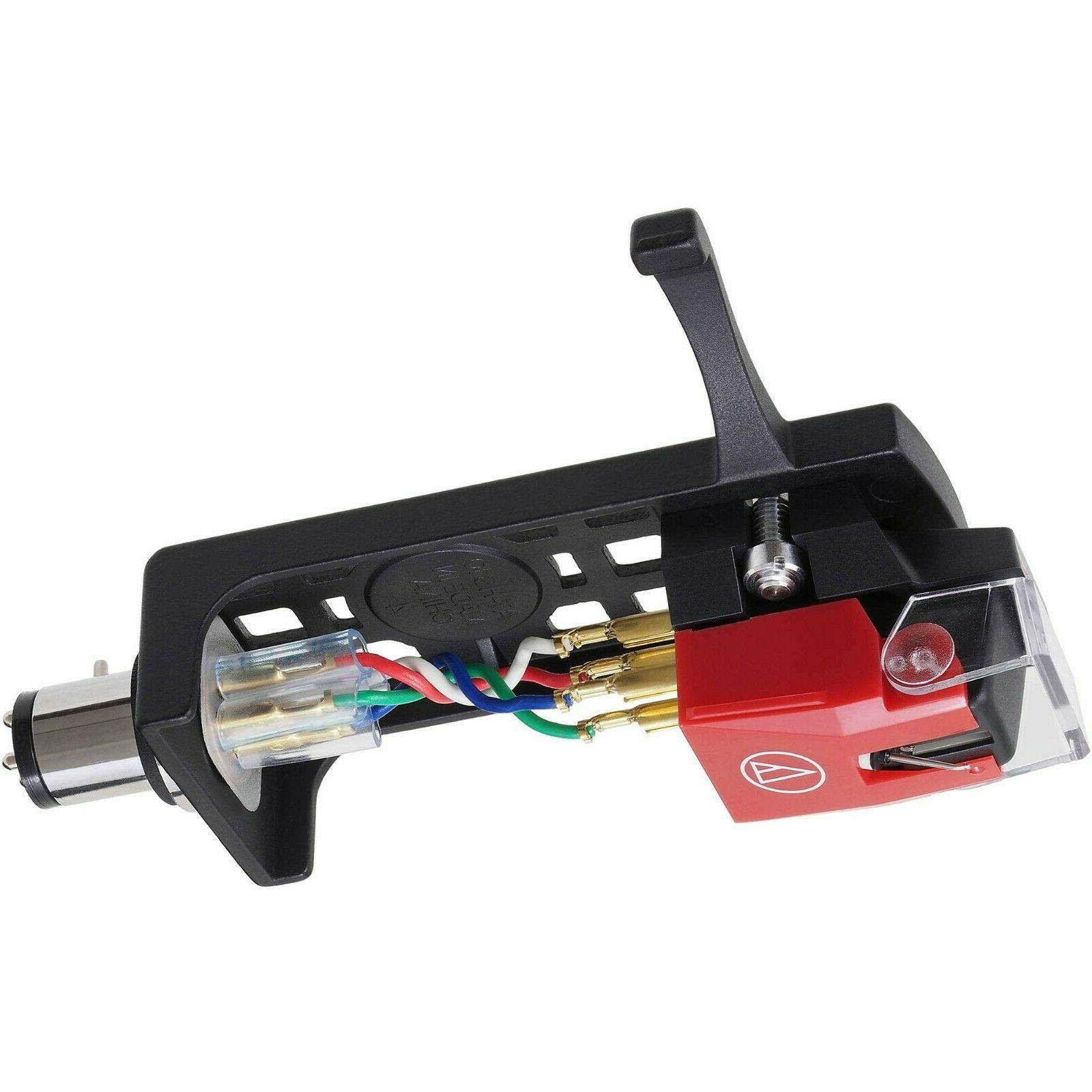 audio technica vm540ml h dual moving magnet