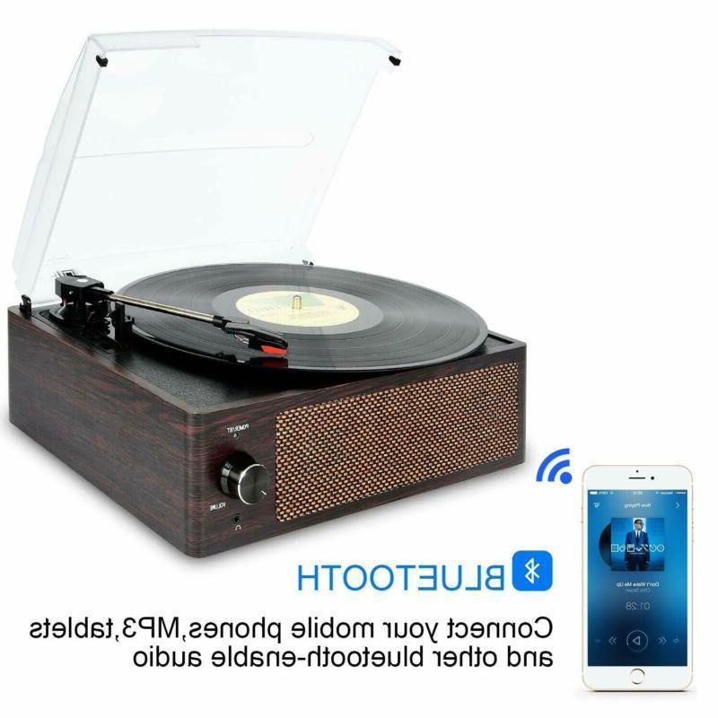 Bluetooth Player Record