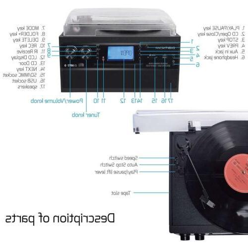 Player LP Vinyl to MP3