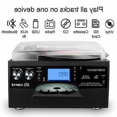 Bluetooth with Vinyl MP3