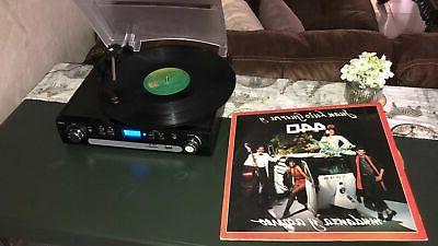 DIGITNOW Record with Stereo for Vinyl