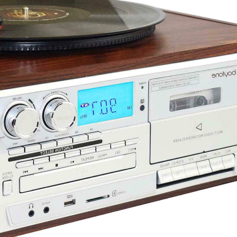 Boytone BT-38SM Record / Cassette
