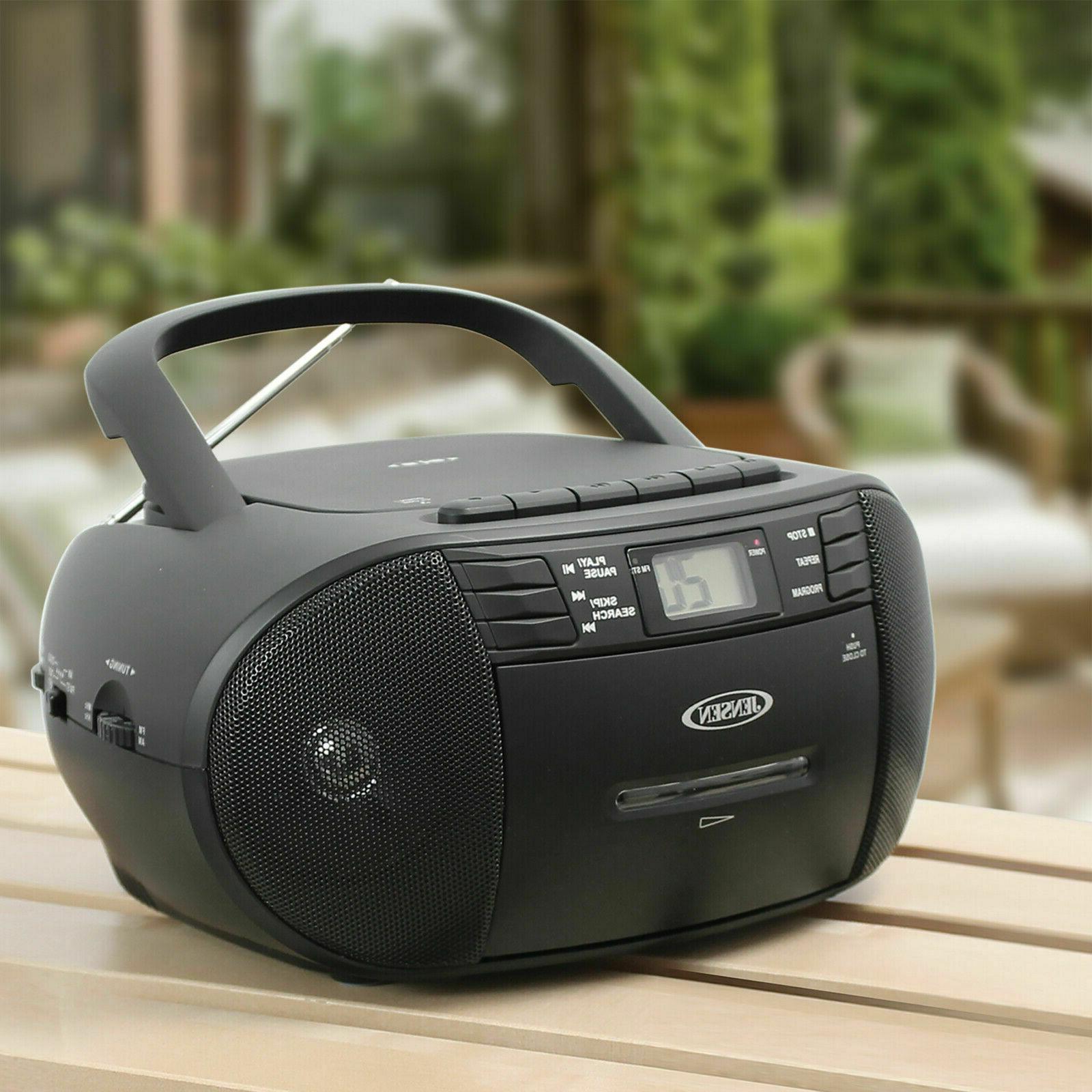 JENSEN CD-545 Recorder Player