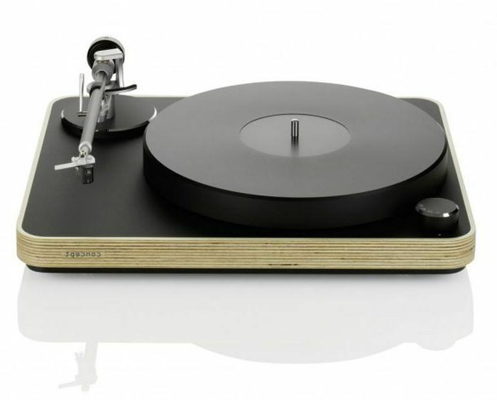 concept mc high end turntable vinyl record