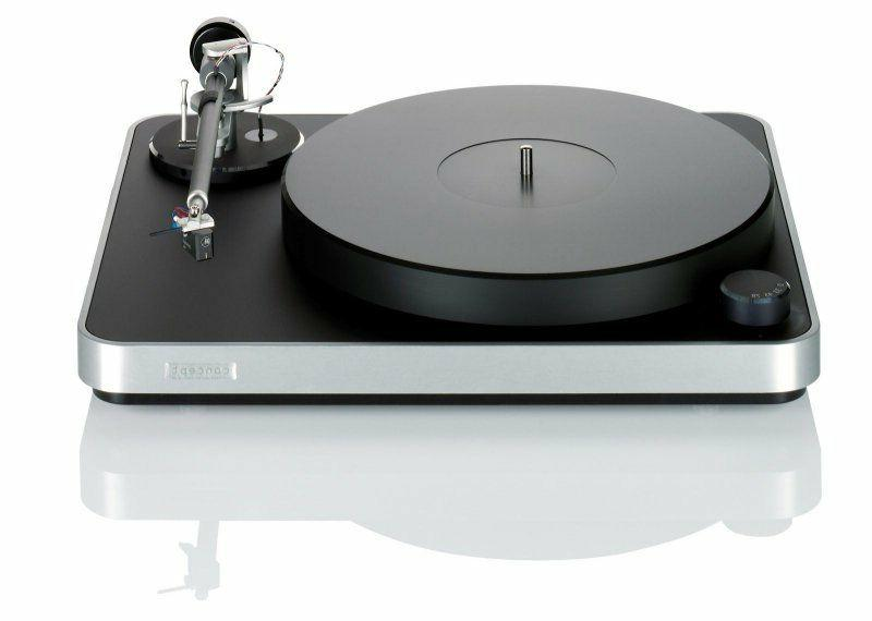 concept turntable mm record analog vinyl audio