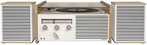 Crosley Turntable Bluetooth, Radio, Speakers