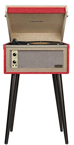 Portable Turntable with and