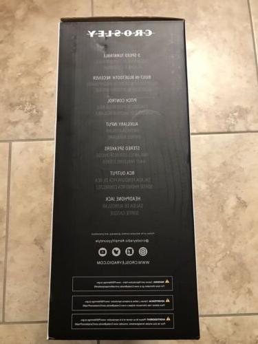 Crosley Turntable - CR8009A-DU