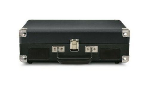 NEW Cruiser Stereo Turntable CR8005D-BK