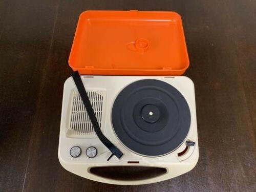 Portable VP96 VACUUM RECORDS AC
