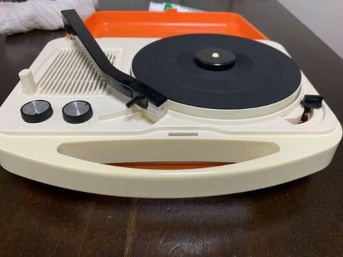 Portable Player VACUUM RECORDS audio-technica AC adaptor