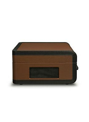 Crosley CR6252A-BR Bluetooth Turntable Record Player - Brown