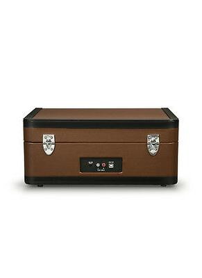 Crosley PORTFOLIO CR6252A-BR Bluetooth Record - Brown
