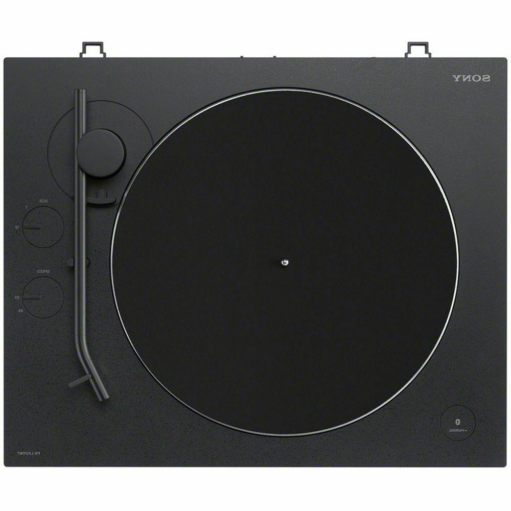 Sony Stereo Turntable with &