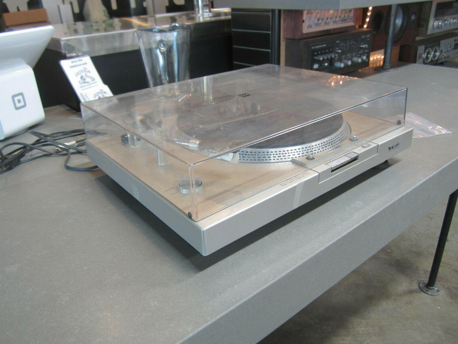 SONY Lid Shell NO turntable record player ONLY