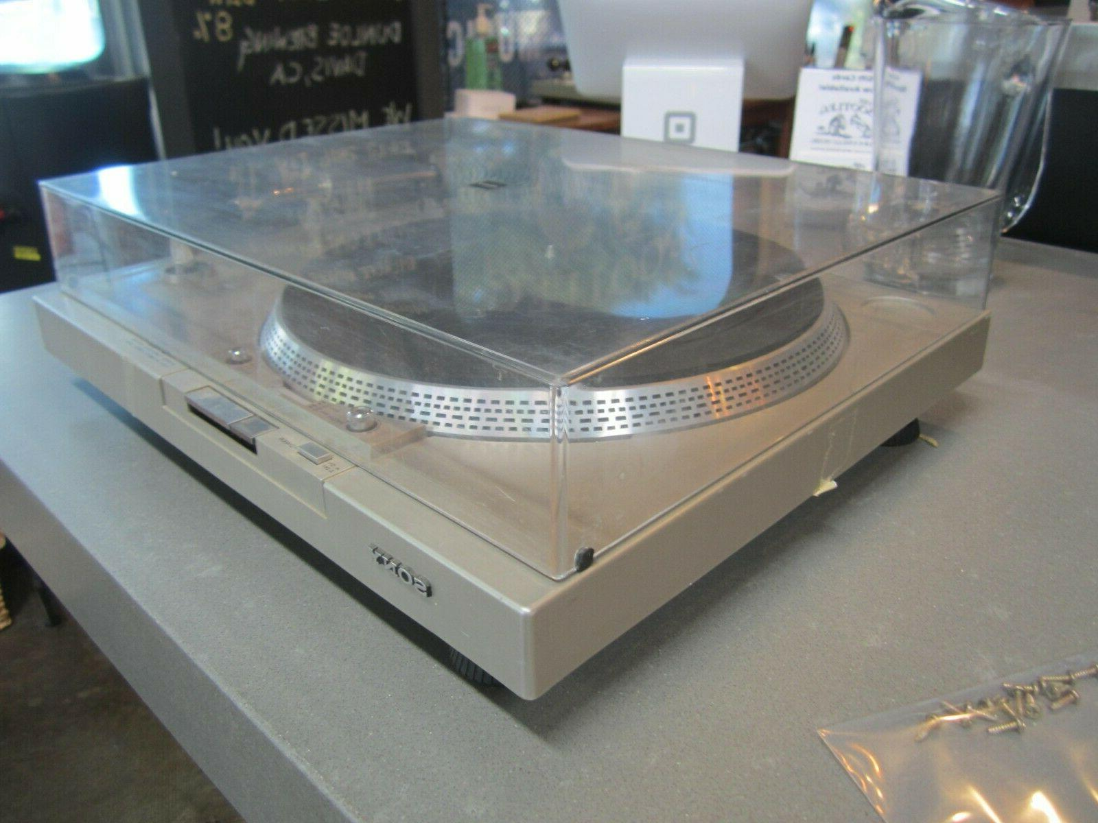 SONY Dust Lid Shell NO turntable ONLY