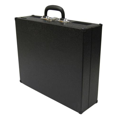 Jensen® Suitcase With 33 Portable