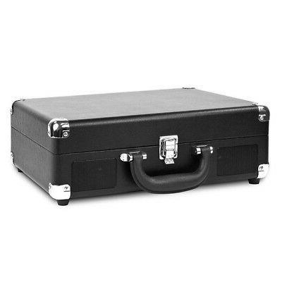 Innovative Nostalgic Vintage Suitcase Turntable,