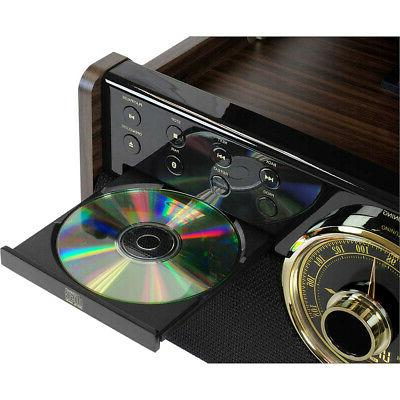 Victrola Bluetooth Player 3-Speed with Stand