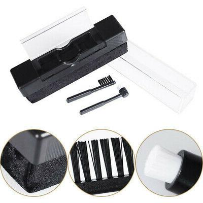 Turntable Carbon Fiber Record Cleaning Brush