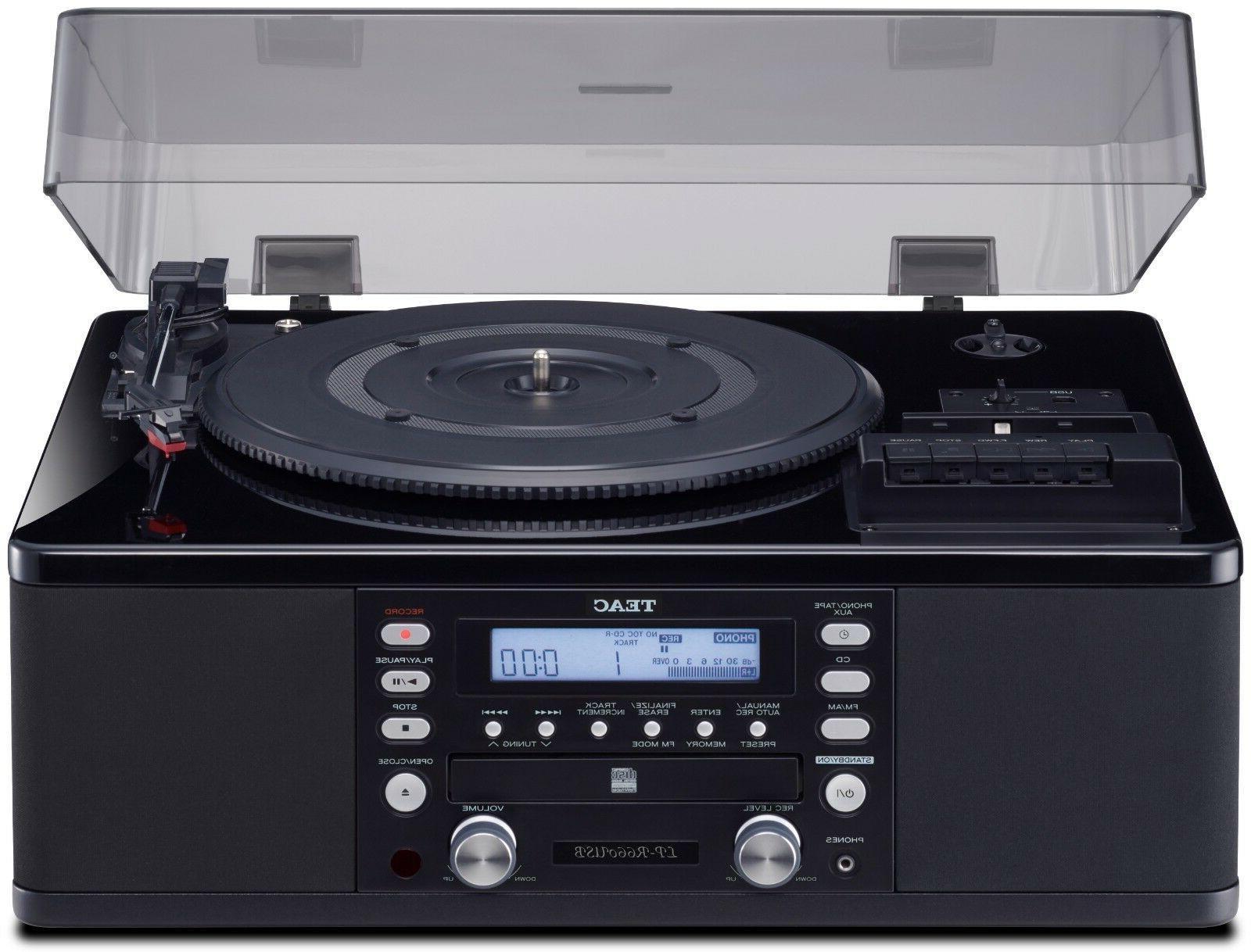 Teac RECORDER, Cassette Input & Radio