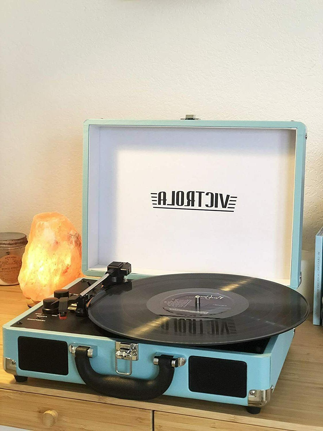 Victrola Portable with