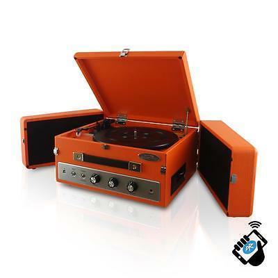 vintage pltt82btor record turntable