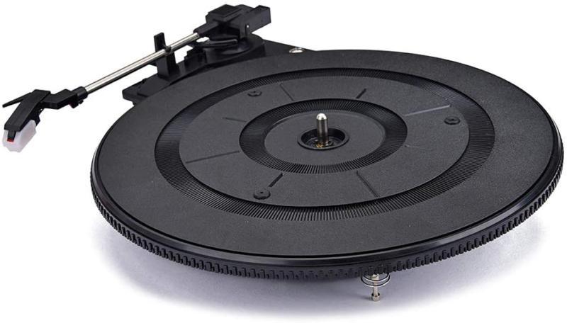 Vinyl Turntable for Audio