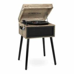 Victrola Liberty Bluetooth Record Player Stand with 3-Speed